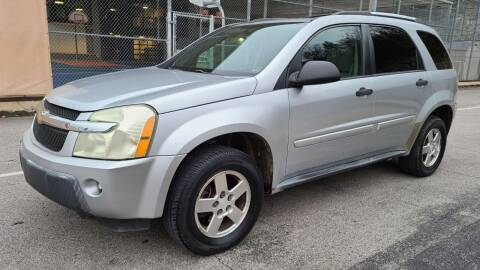 2005 Chevrolet Equinox for sale at Green Life Auto, Inc. in Nashville TN