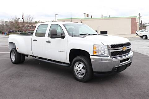2014 Chevrolet Silverado 3500HD for sale at Auto Guia in Chamblee GA