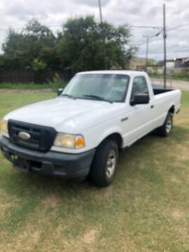 2006 Ford Ranger for sale at Carzready in San Antonio TX