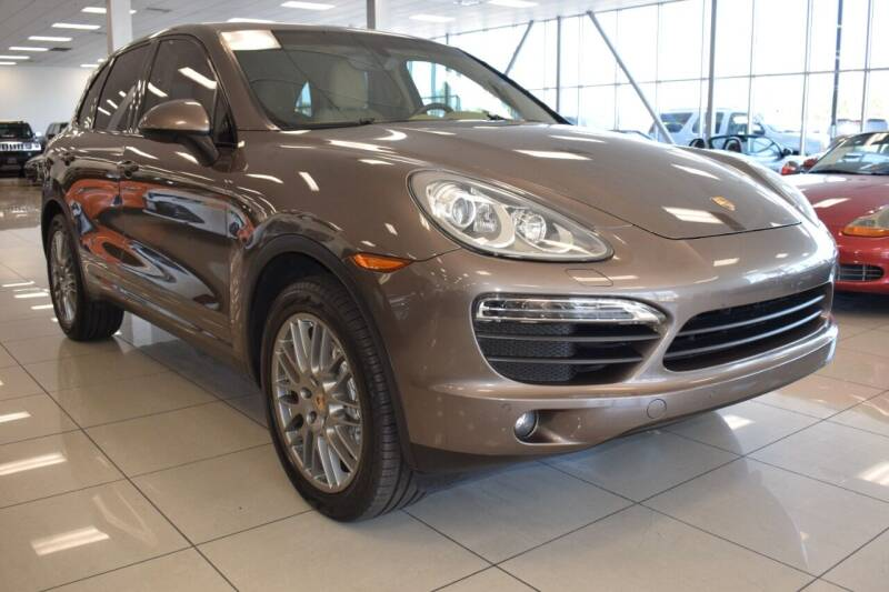 2014 Porsche Cayenne for sale at Legend Auto in Sacramento CA