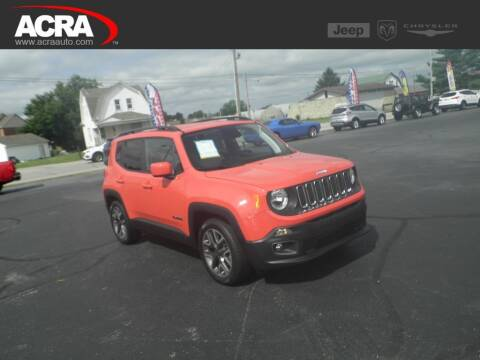 2018 Jeep Renegade for sale at BuyRight Auto in Greensburg IN
