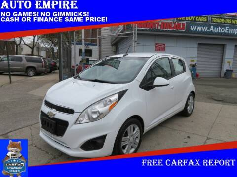 2014 Chevrolet Spark for sale at Auto Empire in Brooklyn NY