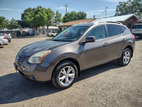 2008 Nissan Rogue for sale at Larry's Auto Sales Inc. in Fresno CA