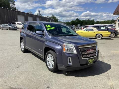 2014 GMC Terrain for sale at SHAKER VALLEY AUTO SALES in Enfield NH