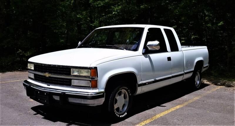 1991 Chevrolet C/K 1500 Series C1500 Silverado