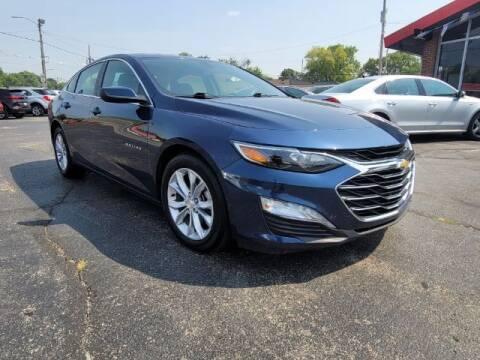 2019 Chevrolet Malibu for sale at Dixie Automart LLC in Hamilton OH
