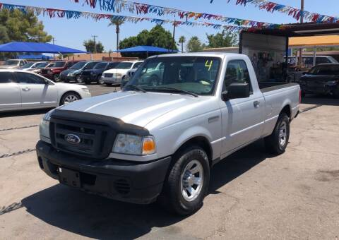 2010 Ford Ranger for sale at Valley Auto Center in Phoenix AZ