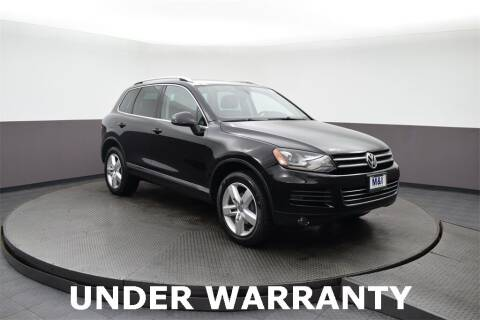 2012 Volkswagen Touareg for sale at M & I Imports in Highland Park IL