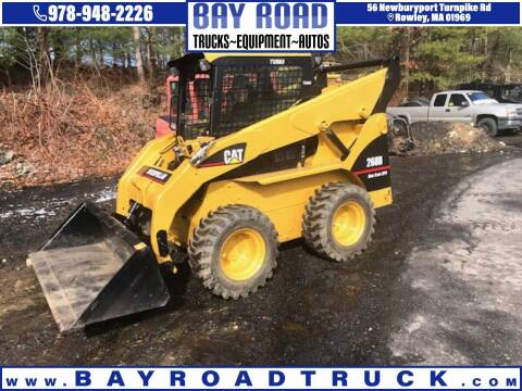 2009 Caterpillar 268B for sale at Bay Road Trucks in Newbury MA