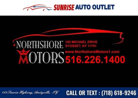 2017 Infiniti Q60 for sale at Sunrise Auto Outlet in Amityville NY