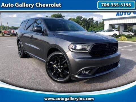 2018 Dodge Durango for sale at Auto Gallery Chevrolet in Commerce GA