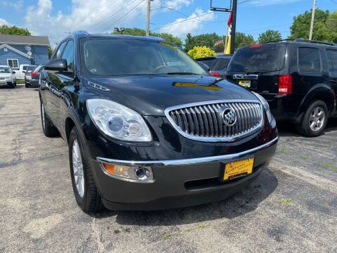 2012 Buick Enclave for sale at COMPTON MOTORS LLC in Sturtevant WI