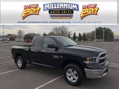 2017 RAM Ram Pickup 1500 for sale at Millennium Auto Sales in Kennewick WA