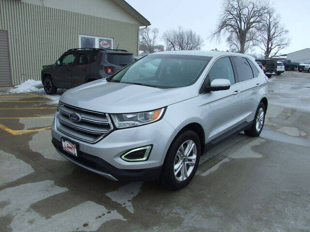 2016 Ford Edge for sale at Koop's Sales and Service in Vinton IA