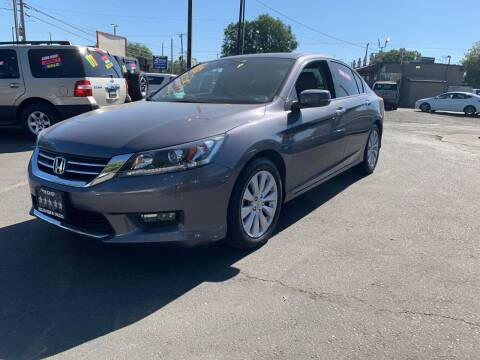 2015 Honda Accord for sale at 5 Star Auto Sales in Modesto CA