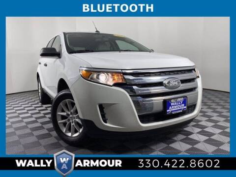 2014 Ford Edge for sale at Wally Armour Chrysler Dodge Jeep Ram in Alliance OH