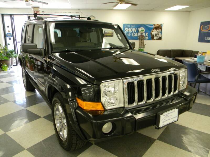 2006 Jeep Commander for sale at Lindenwood Auto Center in St.Louis MO