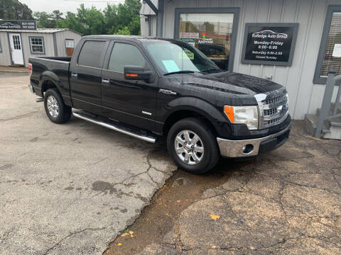 2014 Ford F-150 for sale at Rutledge Auto Group in Palestine TX