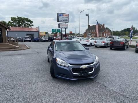 2014 Chevrolet Malibu for sale at CARMART Of Dover in Dover DE