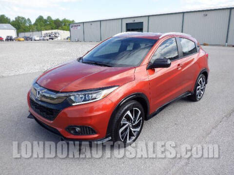 2019 Honda HR-V for sale at London Auto Sales LLC in London KY