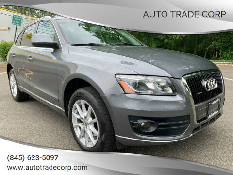 2012 Audi Q5 for sale at AUTO TRADE CORP in Nanuet NY