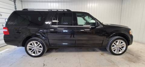 2015 Ford Expedition EL for sale at Ubetcha Auto in St. Paul NE