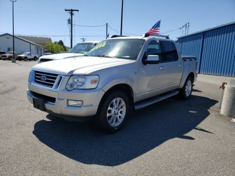 2007 Ford Explorer Sport Trac for sale at Artistic Auto Group, LLC in Kennewick WA