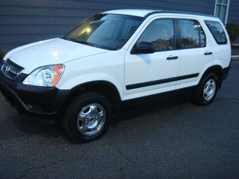 2002 Honda CR-V for sale at Western Auto Brokers in Lynnwood WA