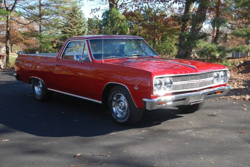 1965 Chevrolet El Camino for sale at Uftring Classic Cars in East Peoria IL