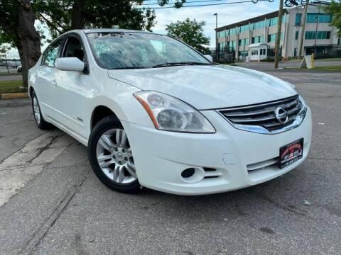 2011 Nissan Altima Hybrid for sale at JerseyMotorsInc.com in Teterboro NJ