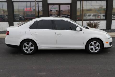 2009 Volkswagen Jetta for sale at Ultimate Auto Deals DBA Hernandez Auto Connection in Fort Wayne IN