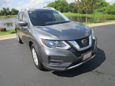 2018 Nissan Rogue for sale at Oklahoma Trucks Direct in Norman OK
