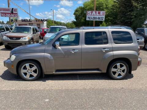 2011 Chevrolet HHR for sale at Affordable 4 All Auto Sales in Elk River MN