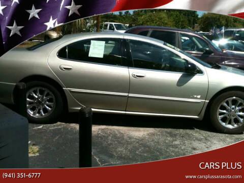 2000 Chrysler LHS for sale at Cars Plus in Sarasota FL