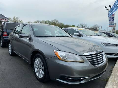 2013 Chrysler 200 for sale at WOLF'S ELITE AUTOS in Wilmington DE