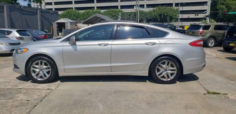 2014 Ford Fusion for sale at On The Road Again Auto Sales in Doraville GA