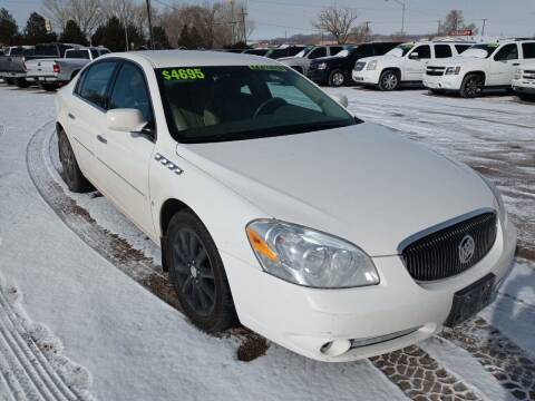 2006 Buick Lucerne for sale at Canyon View Auto Sales in Cedar City UT