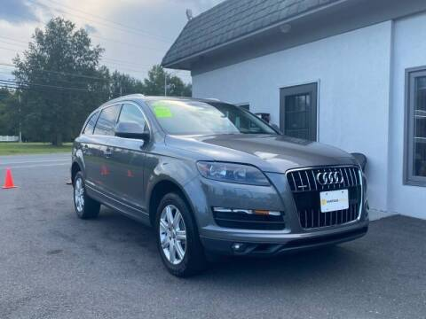 2012 Audi Q7 for sale at Vantage Auto Group Tinton Falls in Tinton Falls NJ