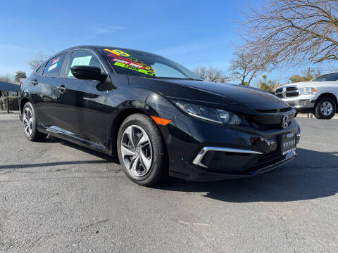 2019 Honda Civic for sale at 5 Star Auto Sales in Modesto CA