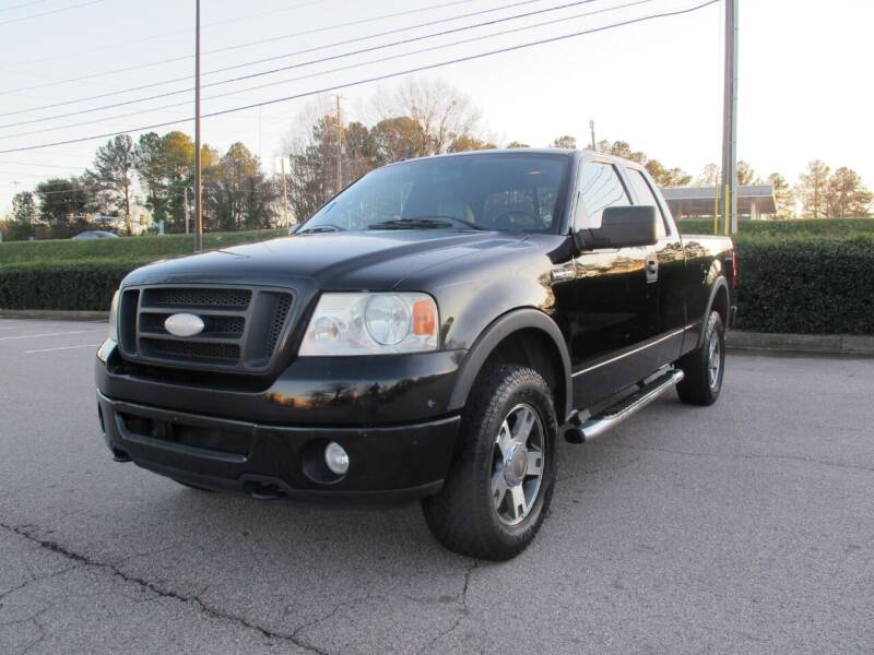 2006 Ford F-150 for sale at Best Import Auto Sales Inc. in Raleigh NC