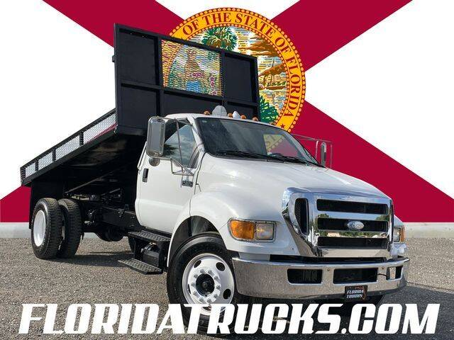 2008 Ford F-650 Super Duty for sale in Deland, FL
