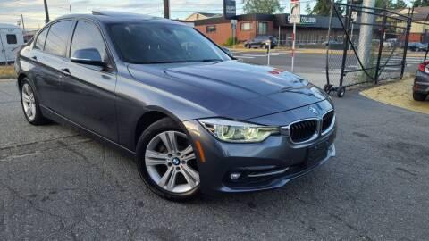 2016 BMW 3 Series for sale at Paisanos Chevrolane in Seattle WA