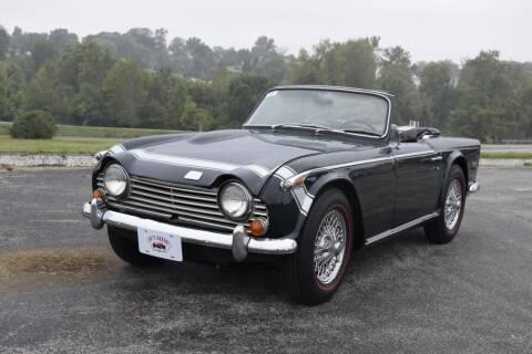 1968 Triumph TR-250 for sale at Its Alive Automotive in Saint Louis MO