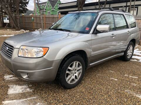 2006 Subaru Forester for sale at Beverly Farms Motors in Beverly MA