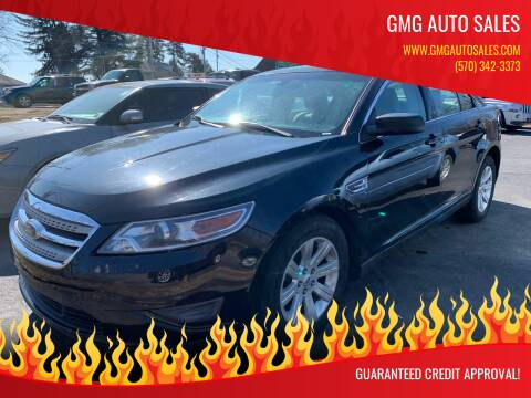 2010 Ford Taurus for sale at GMG AUTO SALES in Scranton PA