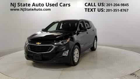 2019 Chevrolet Equinox for sale at NJ State Auto Auction in Jersey City NJ