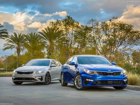 2020 Kia Optima for sale at Xclusive Auto Leasing NYC in Staten Island NY