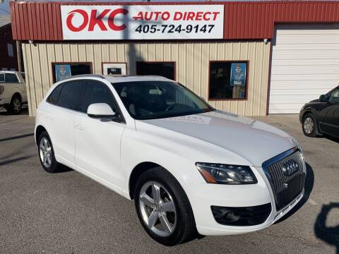 2012 Audi Q5 for sale at OKC Auto Direct in Oklahoma City OK