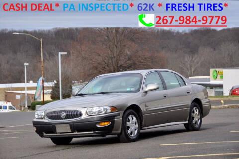 2002 Buick LeSabre for sale at T CAR CARE INC in Philadelphia PA