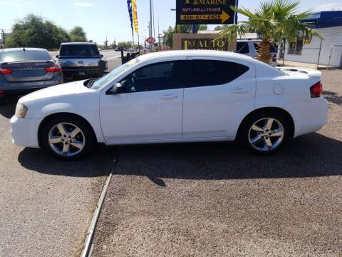 2014 Dodge Avenger for sale at 1ST AUTO & MARINE in Apache Junction AZ